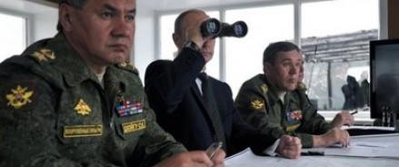 Грядет масштабная проверка российских войск