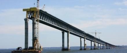 Власти Приамурья обнародовали сроки окончания строительства моста, который соединит регион с Китаем