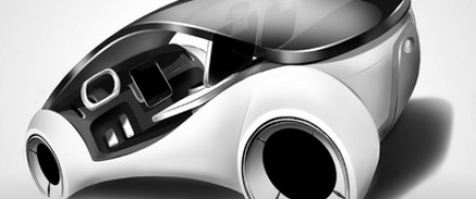 Электрокар будущего от компании Apple