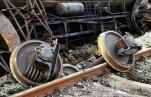 На Урале потерпел аварию поезд с пропаном