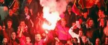 Черногория уверена, что к массовым беспорядкам в стране имеет отношение Россия