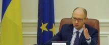 Яценюк грозится заморозить выплаты по российскому долгу