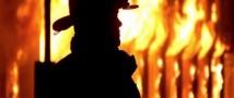 В огне пожара в Томске погибли три малыша