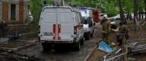 Стала известна причина взрыва в доме в Хабаровском крае