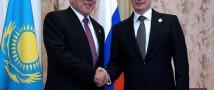 Встреча Путина и Назарбаева была посвящена взаимоотношениям двух стран и развитию ЕАЭС