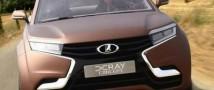 В продажу поступает новое российское авто — Lada Xray