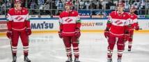 Хоккейный клуб «Спартак» обменивает игрушки на билеты