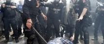 В Стамбуле полиция применяла слезоточивый газ в отношении участников протестов