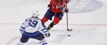 Команда Овечкина одолела «Виннипег» в регулярном чемпионате НХЛ