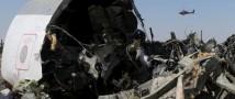 Стали известны подробности о теракте на борту лайнера Airbus A321