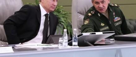 В.Путин: План обороны будет введен в действие до 2020 года