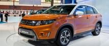 В первом квартале 2016 года в России начнется продажа обновленной Suzuki Vitara