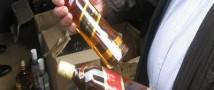 В Красноярской области задержан мужчина, который занимался продажей поддельного алкоголя