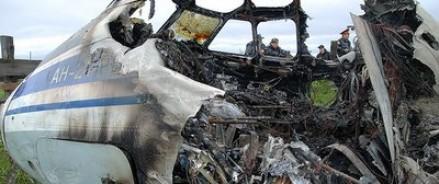 В Египте в 8 км от места, где упал самолет, обнаружили тело трехлетней девочки