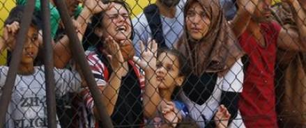 США закрыли границы для мигрантов