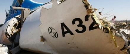 Расследование крушения самолета A321 «почти» завершено