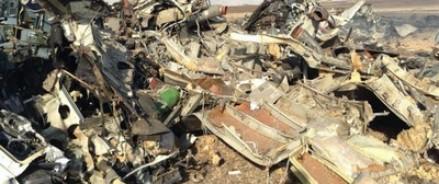 На борту А321 находился таймер: взрыв должен был произойти через 2 часа, после взлета
