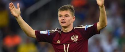 Состав российской сборной по футболу изменен