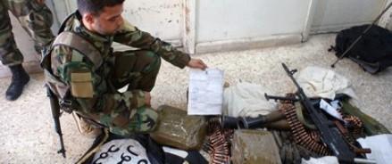 Террористы ИГИЛ торговали оружием с Украиной