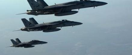 Британия нанесла первые авиаудары по позициям ИГ в Сирии
