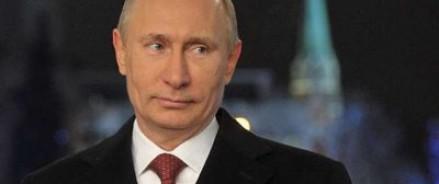 Журнал Foreign Policy признал Владимира Путина глобальным мыслителем