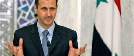 Асад рассказал, по какой причине был сбит российский Су-24