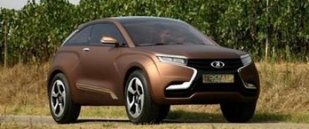 «АвтоВаз» принимает заказы на новый кроссовер Lada Xray