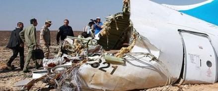 Установленная на борту А321 бомба была сконструирована профессионалами