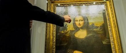 Ученые обнаружили еще одну картину под «Джокондой»