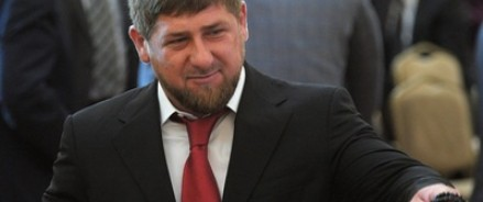 Рамзан Кадыров оштрафован за езду без ремня безопасности