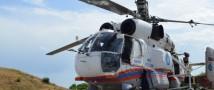 Жесткая посадка Ми-8: 1 человек погиб, 7 — травмировались
