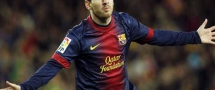 Лионель Месси признан лучший футболист нынешнего года
