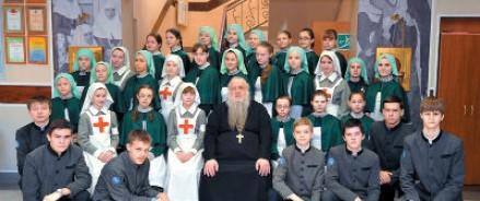 Православная организация «Милосердие» опять радует подарками