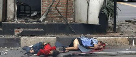 В Индонезии очередная серия террактов