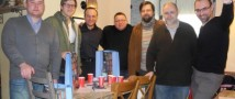 Команда Coca-Cola Hellenic — вице-чемпион городского турнира по «Что? Где? Когда?»
