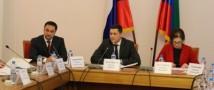 Заседание московского кавказского клуба в постпредстве РД