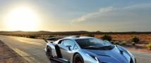 В России раскупили все автомобили Lamborghini