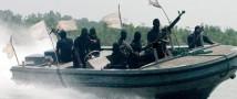 Российские моряки находятся в заложниках у Нигерийских боевиков