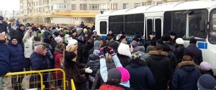 Жители Раменок призовут к ответу начальника УВД по ЗАО
