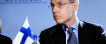 Финляндия выступила против отмены антироссийских санкций