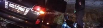В Туле разыскивают похитителей бизнесмена