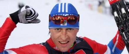 Российский лыжник Максим Вылегжанин стал первым на этапе Кубка мира в Швеции