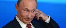 Путин возглавил рейтинг самых медийных персон