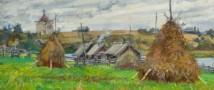 Выставка народного художника России  Михаила Абакумова «Моя Россия»