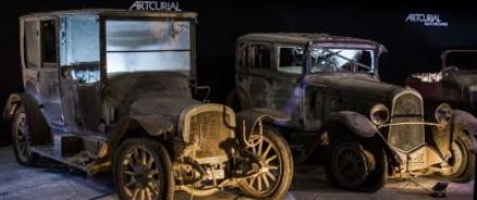 25-я «Олдтаймер-Галерея» — выставка старинных автомобилей и технического антиквариата
