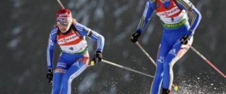 Россияне стали худшими в спринте по биатлону