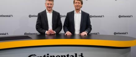 После успешного 2015 года: Continental благодаря крепкой финансовой базе расширяет цифровые горизонты