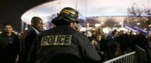 Усиленные кордоны полиции будут работать на матче между Россией и Францией