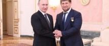 Российские власти надеются на поддержку Кадырова на выборах