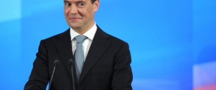 Медведеву предложили признать Севастополь российской столицей